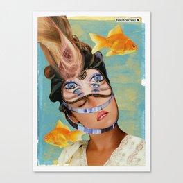 YouYouYou Canvas Print