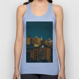 New York City Apartments (Color) Unisex Tank Top
