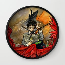 Harry Potter and the Half-Blood Prince Wall Clock