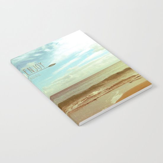 enjoy life Notebook