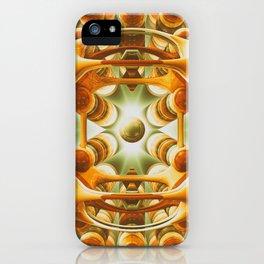 Retro Futura iPhone Case