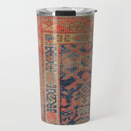Traditional Antique Rug Travel Mug