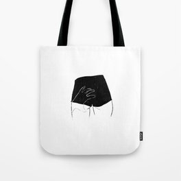 Buttgrab Tote Bag