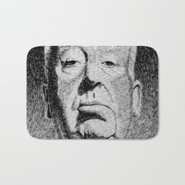 Fingerprint - Hitchcock Bath Mat