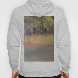 Sparkling City by the Sea Hoody