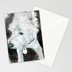 Jacob the Westie Stationery Cards
