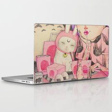 Noodle Eater Laptop & iPad Skin