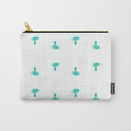 Small palm trees Carry-All Pouch
