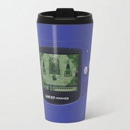 Classic Gameboy Zelda Link Travel Mug