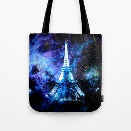 paRis galaxy dreams Tote Bag