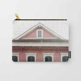 Pink House in Nola Carry-All Pouch