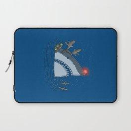 Rudolph Shark Laptop Sleeve