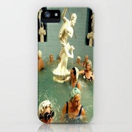 Rub A Dub Dub Oldie Hawn In Da Tub iPhone Case