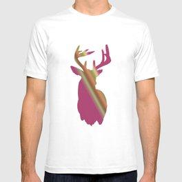 Girly buck T-shirt
