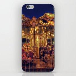 The Carousel iPhone Skin