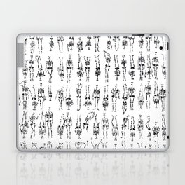 skellies Laptop & iPad Skin