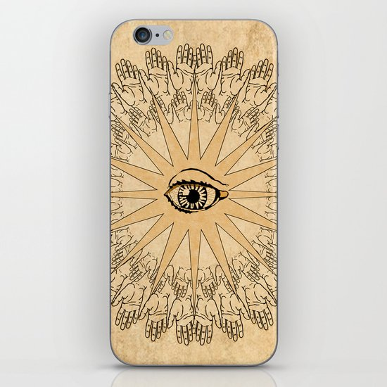 the maker iPhone Skin