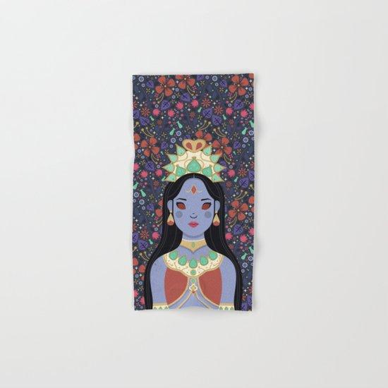 Devi Hand & Bath Towel
