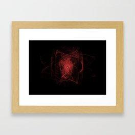Inner Fire Framed Art Print