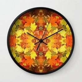 Autumn moods n.11 Wall Clock