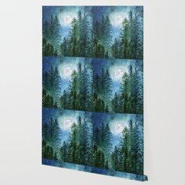 Silent Forest Wallpaper