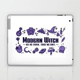 Modern Witch Do No Harm Laptop & iPad Skin