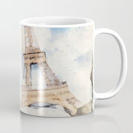 Eifel Tower Coffee Mug