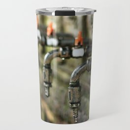 water faucet Travel Mug