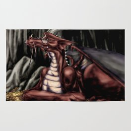 The Dragon's Cave Rug
