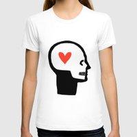 human T-shirts featuring HUMAN by EMIL NASTI