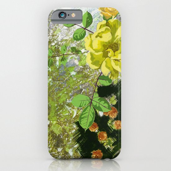 Secret Garden iPhone & iPod Case
