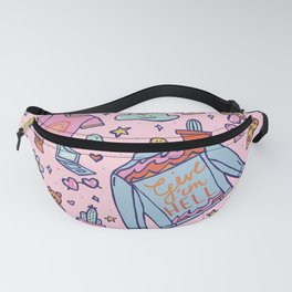 All the Fun Things Fanny Pack