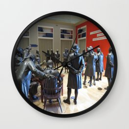 Signers Hall - Costitution Center Wall Clock