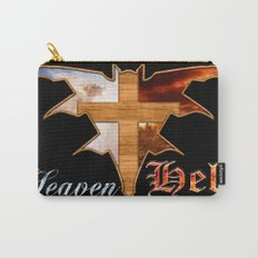 Heaven & Hell Bat Carry-All Pouch