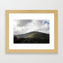 Snowdonia Mountains, Wales #2 Framed Art Print