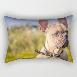 Dog by David Becker Rectangular Pillow