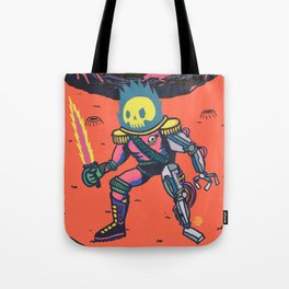Space Pirate Tote Bag