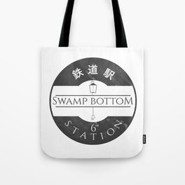 The 6th station (Spirited away) Tote Bag