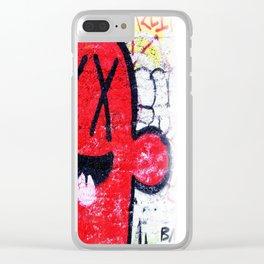 JOJO Clear iPhone Case