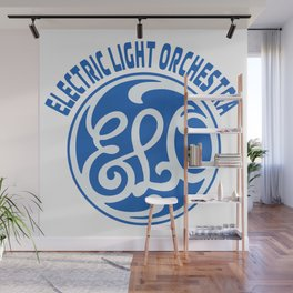 ELO - ELECTRIC LIGHT ORCHESTRA Wall Mural