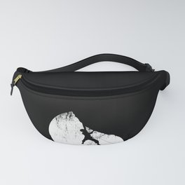 I'd Climb That graphic Funny Climbing Gift For Climbers Fanny Pack