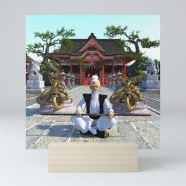 Shrine Guardian Mini Art Print