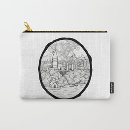 Hogwarts Is My Home (Potter Fan Art) Carry-All Pouch
