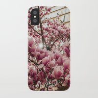 dc iPhone & iPod Cases featuring DC Blossoms  by Ashley Hirst Photography