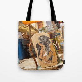 Submariners lucky day Tote Bag