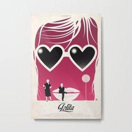 Lolita (SK Films) Metal Print