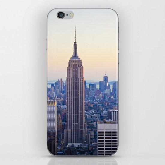 The Empire State Building iPhone & iPod Skin
