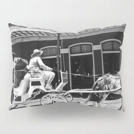Mule Drawn Carriage Pillow Sham