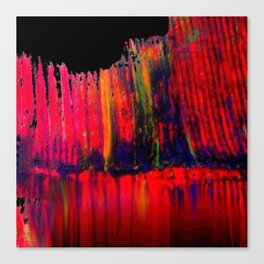 Red Brane S52 Canvas Print