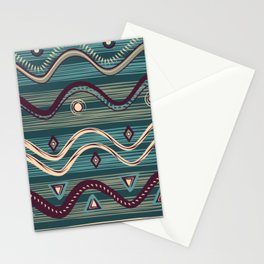 Swamp tribe Stationery Cards